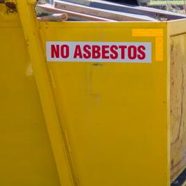 Asbestos Corrugated Panel